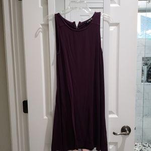Express Plum Dress Size S